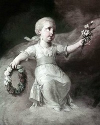 Archduchess Maria Karolina  (17 September 1748) died in infancy