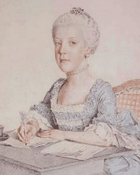 Archduchess Maria Johanna Gabriela (4 February 1750 - 23 December 1762)