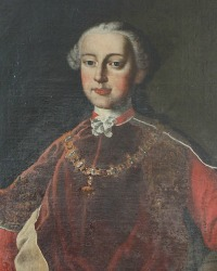 Archduke Maximilian Franz  (8 December 1756-27 June 1801)