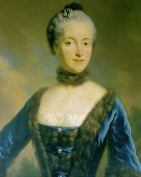 Maria Josepha of Bavaria  (30 March 1739 – 28 May 1767)