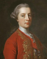 Archduke Josef (13 March 1741-20 February 1790)   From 1765 Joseph II, Holy Roman Emperor