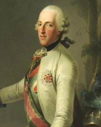Prince Albert of Saxony, Duke of Teschen  (11 July 1738 – 10 February 1822)