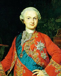 Ferdinand, Duke of Parma  (20 January 1751 – 9 October 1802)