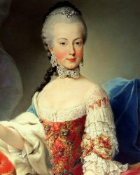 Archduchess Maria Amalia (26 February 1746 -9 October 1802)