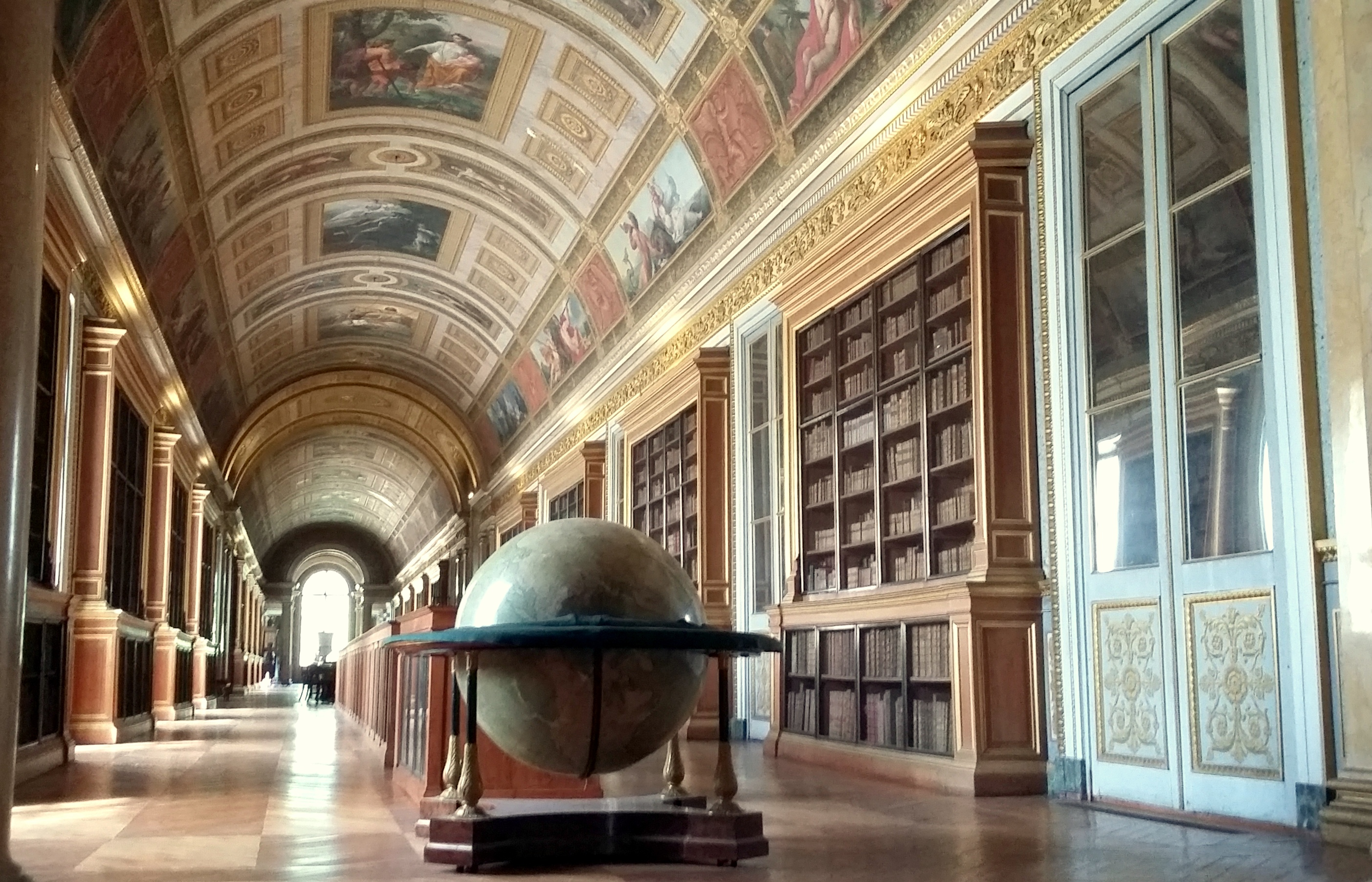 Diana Gallery, Chateau de Fontainebleau