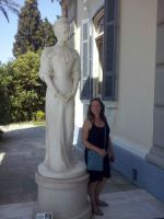 Me and Empress Elisabeth of Austria, one of my favourites!