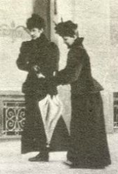 The assassination of Empress Elisabeth of Austria