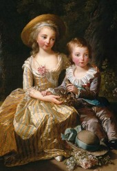 The children of Marie Antoinette