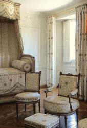 Marie Antoinette's Estate bedroom