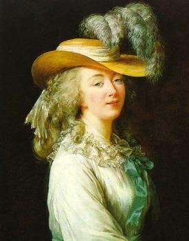Jeanne Bécu, comtesse du Barry, The last Maitresse-en-titre of France