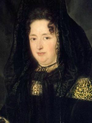 Madame de Maintenon the secret wife of Louis XIV