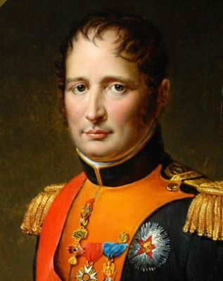 Joseph Bonaparte, the elder brother of Napoleon