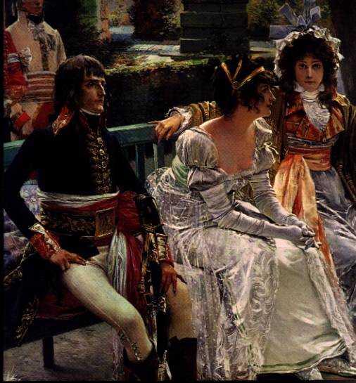 Josephine and Napoleon