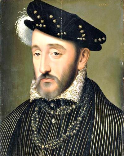 Henry II (1519 – 1559), King of France