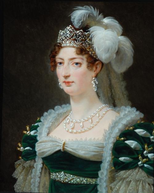 Marie Thérèse of France in 1817