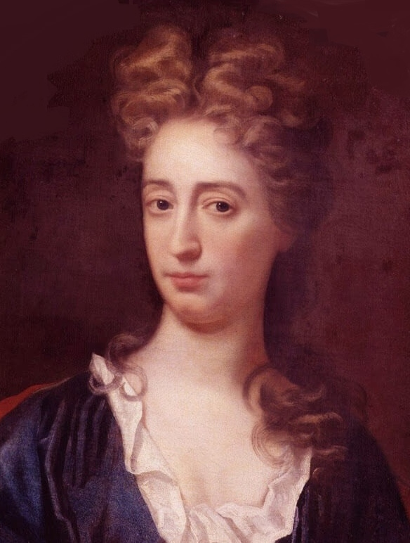 Abigail Masham, Keeper of the Privy Purse  to Queen Anne of England