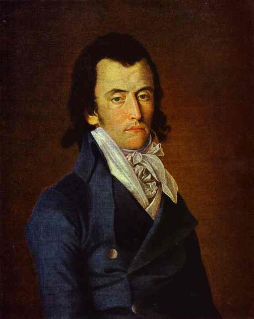 Alexandre de Beauharnais, father of Hortense de Beauharnais. He is executed under the guillotine on 22 July 1794