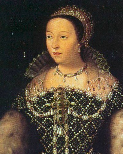 Catherine de' Medici (1519 – 1589), Queen of France