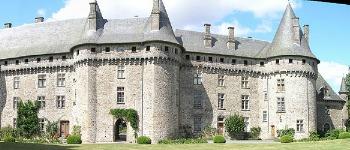 Chateau de Pompadour