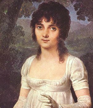 Christine_Boyer, first wife of Lucien Bonaparte