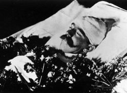 Crown Prince Rudolf after his dead