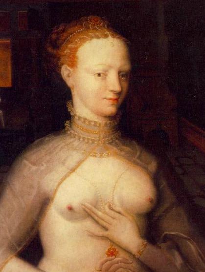 Diane de Poitiers ca. 1550