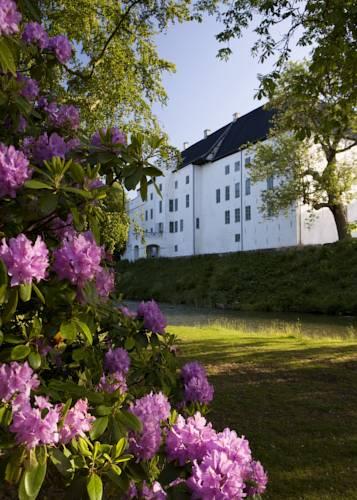 Dragsholm Castle, a haunted castle in Denmark