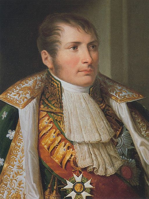 Eugène de Beauharnais, brother of Hortense de Beaharnais