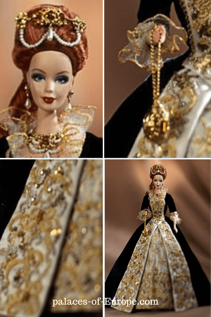 Fabergé, Imperial Grace Barbie