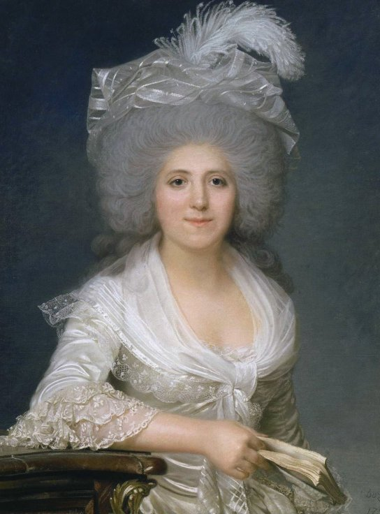 Jeanne_Louise_Henriette_Campan, better known as Mme Campan. She established a school at Saint-Germain-en-Laye and became friends with Hortense for life.