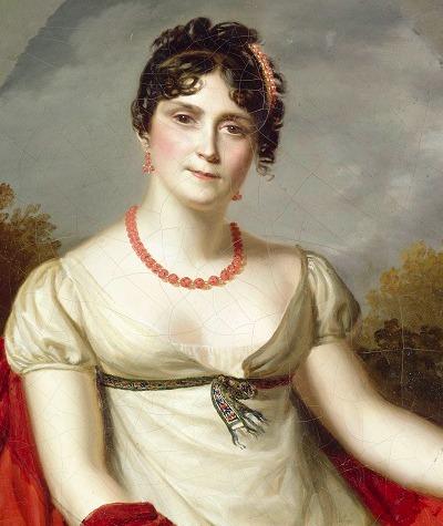 Josephine de Beauharnais by Firmin Massot ca. 1812