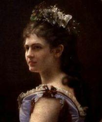 Katharina Schratt, mistress of Franz Joseph I