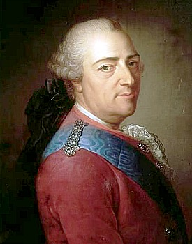 Louis XV, King of France