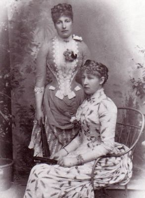 The Belgian Princesses Stéphanie and Louise failed to get the millions back that King Leopold left to his mistress Caroline Lacroix.
