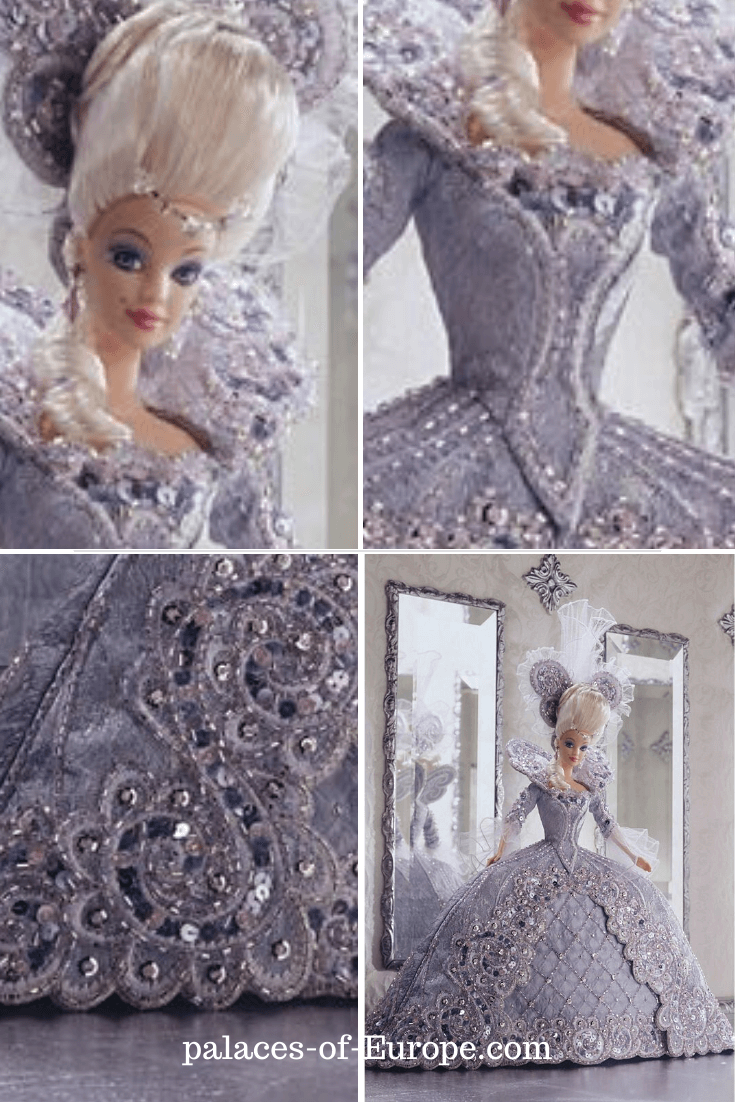 Madame du Barbie by Bob Mackie