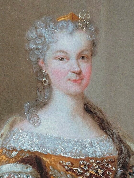 Queen Maria Leszczyńska