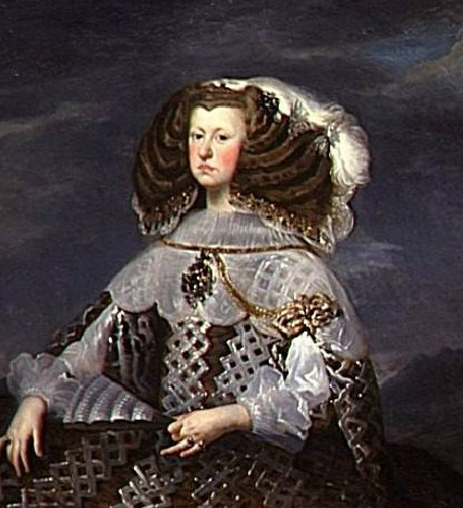 Mariana of Austria, Queen of Spain, mother of Charles II of Spain