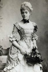 Mary Vetsera, mistress of Crown Prince Rudolf