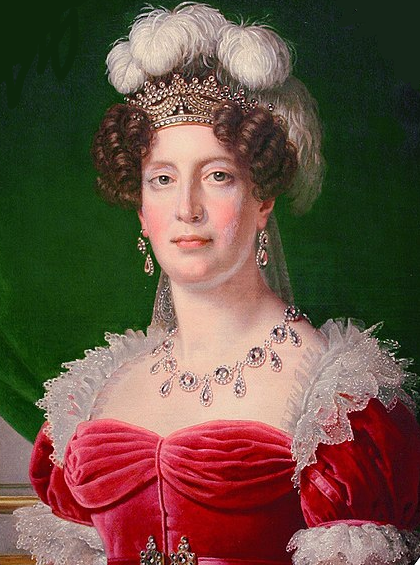 Marie-Thérèse of France, Duchess of Angoulême