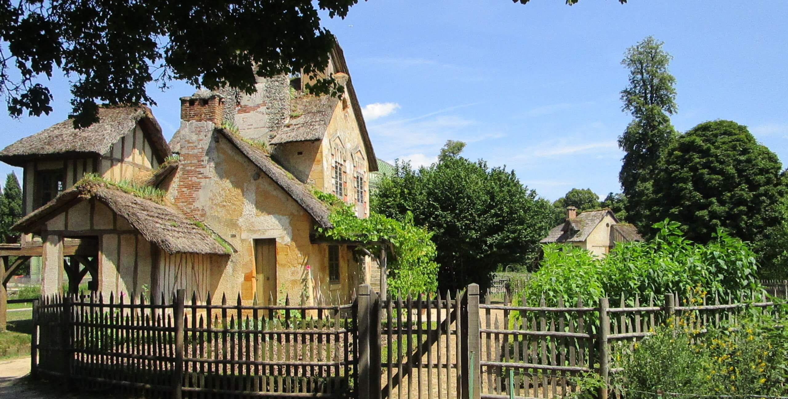 The Queen's hamlet, Marie Antoinette's estate
