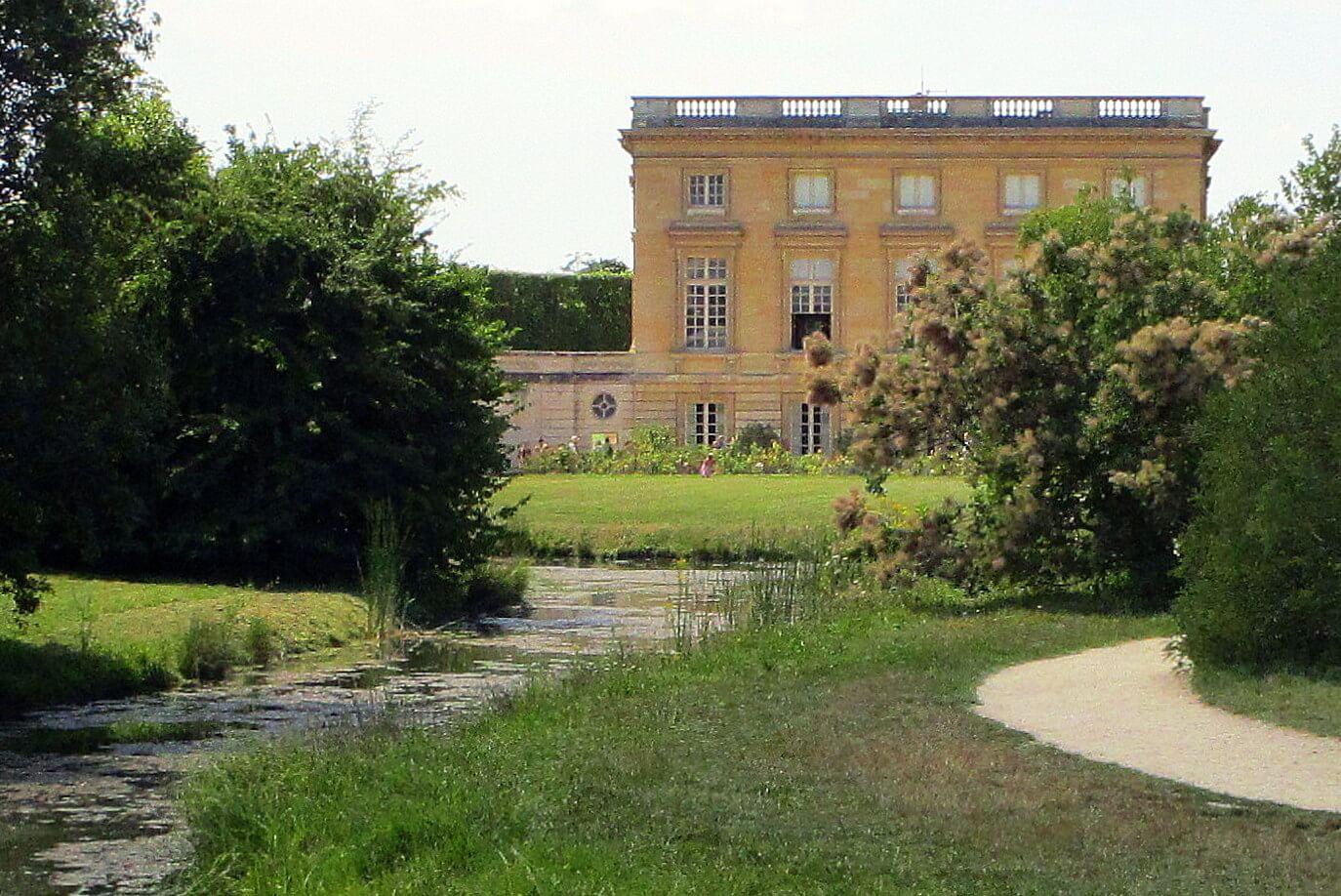 Marie Antoinette's Estate, Petit Trianon