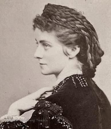 Duchess Sophie Charlotte in Bavaria