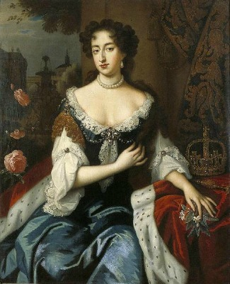 Mary Stuart, Queen Mary II