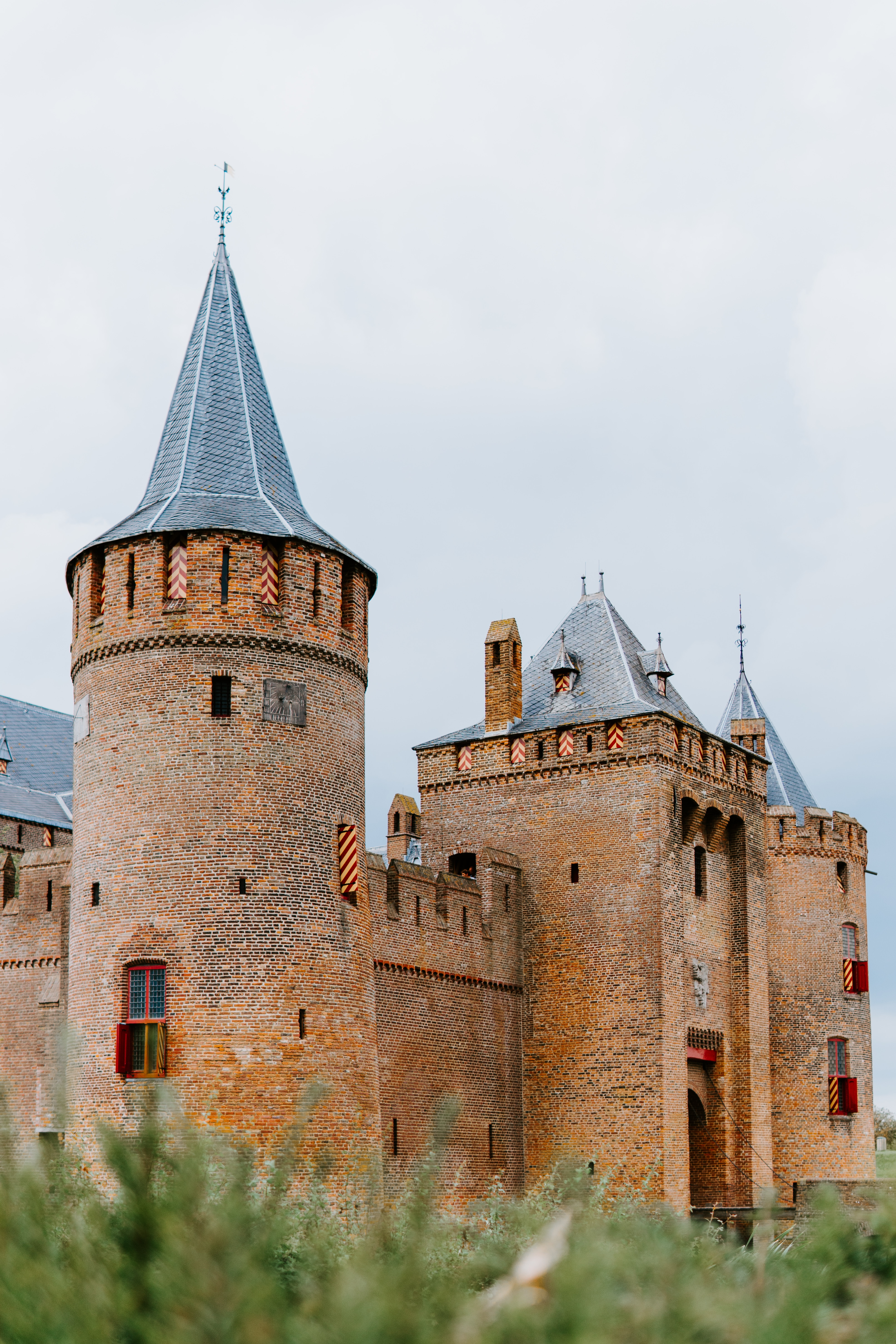 Muiderslot, Photo by Jean Carlo Emer on Unsplash