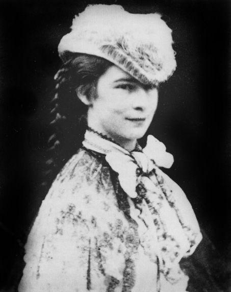 Empress Elisabeth 1863