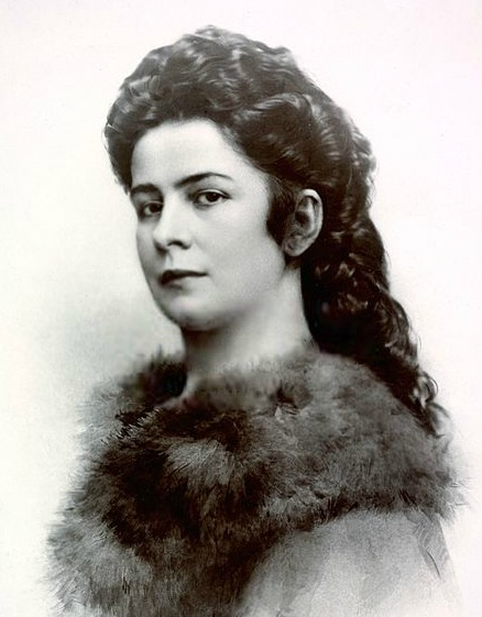 Empress Elisabeth 1897