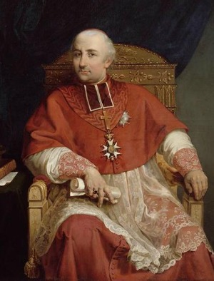 Cardinal Pesch, brother of Letizia, uncle of Napoleon Bonaparte