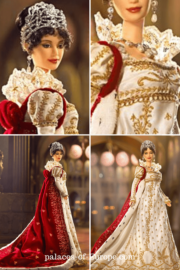 Empress Josephine Barbie