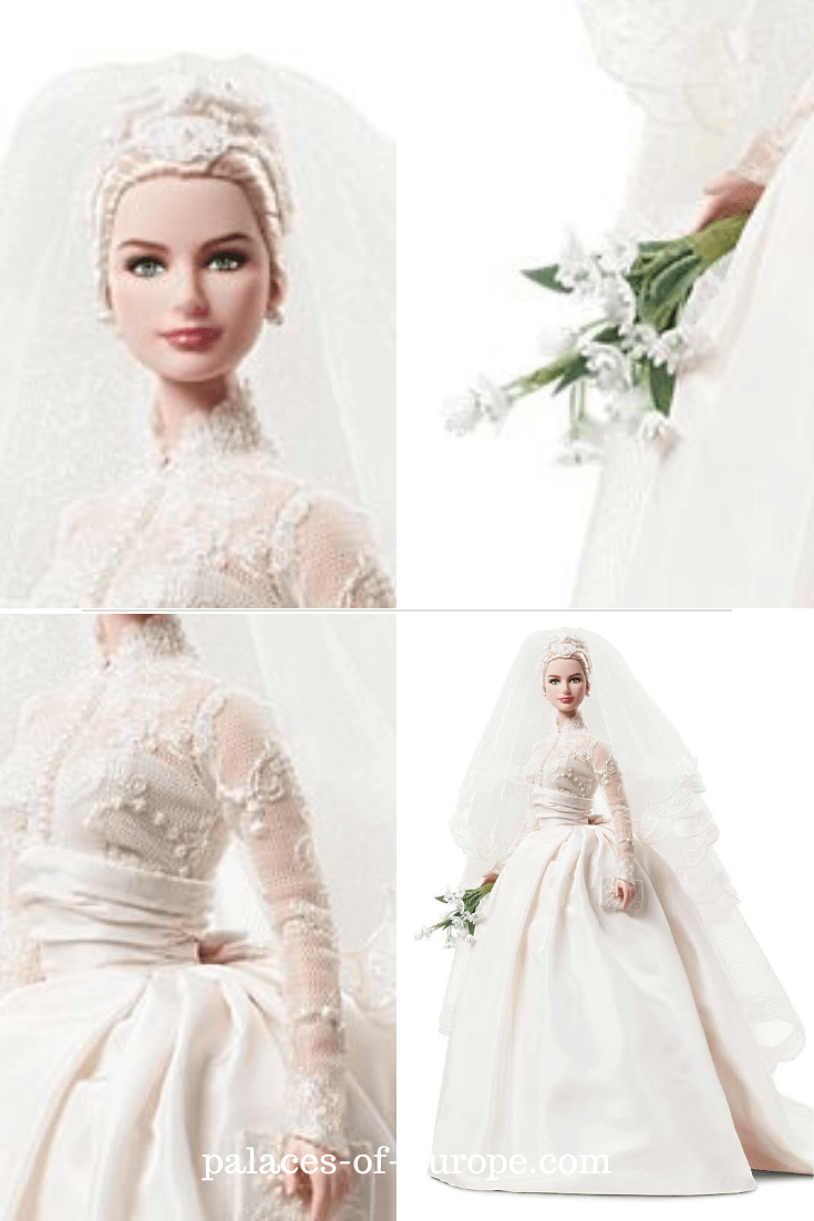 Grace Kelly The Bride barbie