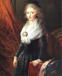Marie-Thérèse in Vienna in 1796